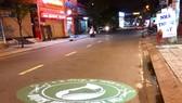 Đèn LED quảng cáo gây mất an toàn