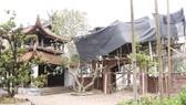 Cổng chùa Bối Khê (Hà Nội) bị dỡ đi xây mới mà ban quản lý di tích địa phương vẫn ngó lơ