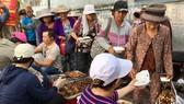 6 năm lo cơm cho bệnh nhân nghèo