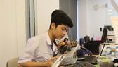 Phát động cuộc thi robot dành cho học sinh TPHCM