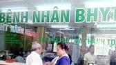 Bệnh nhân có BHYT khám bệnh tại một bệnh viện ở TPHCM