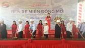 Lễ khởi công xây dựng Bến Xe miền Đông mới