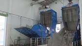 Thiết bị xử lý rác tại trạm ép rác kín