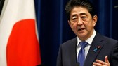 Đảng Dân chủ Tự do (LDP) của Thủ tướng Nhật Bản Shinzo Abe đang dẫn đầu cuộc thăm dò về bầu cử. Ảnh: REUTERS