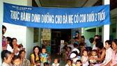 Cải thiện tình trạng suy dinh dưỡng thấp còi ở  trẻ em Việt Nam