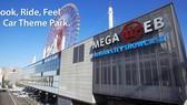 Toyota Mega Web – công viên chủ đề ôtô nổi tiếng ở Tokyo