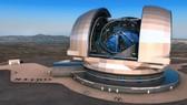 Phối cảnh Đài thiên văn quang học và hồng ngoại E-ELT.