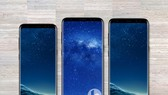 Ảnh dựng thiết kế của Galaxy Note 8