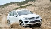Volkswagen Touareg tại Việt Nam giảm giá bán 260 triệu đồng