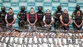 Buôn lậu vũ khí hốt bạc:Trên mọi nẻo đường