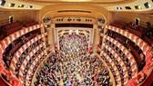 Những nhà hát nổi tiếng thế giới (Bài 2): Gian nan hành trình xây dựng