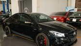 Mercedes-Benz CLA45 AMG Yellow Night Edition, giá 2,578 tỷ đồng