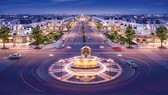 Khu đô thị phức hợp - cảnh quan Cát Tường Phú Hưng