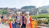 Độc đáo  miêu làng Tây Giang  Trung Quốc