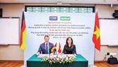 NutiFood ký kết hợp tác dinh dưỡng Tập đoàn BASF