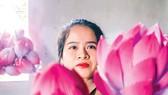 Hoa giấy Thanh Tiên góp hương xuân