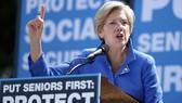 Nữ ứng viên tổng thống Mỹ vận động tranh cử