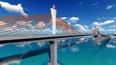 950 tỷ đồng xây cầu Cửa Hội