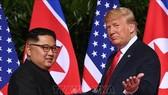 Cuộc gặp thượng đỉnh Mỹ-Triều: Nga-Trung Quốc cam kết góp phần tạo thành công
