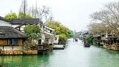 Thủy trấn thơ mộng ở Chiết Giang