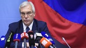 Nga ngừng hợp tác với NATO