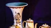 Lịch sử Hoàng gia Nhật Bản trên gốm sứ Satsuma
