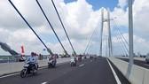 Khánh thành và chính thức thông xe cầu Vàm Cống
