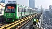 Xe buýt sẽ giảm 30-45% sau khi đường sắt đô thị Cát Linh - Hà Đông hoạt động