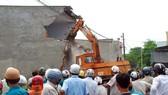 Còn nhiều lúng túng khi xử lý  công trình vi phạm xây dựng