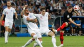 Các trụ cột tuyển Anh sẽ ra sân trận cuối