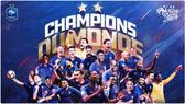 Pháp - Croatia 4-2: Griezmann sắm vai người hùng, Les Bleus đăng quang thế giới