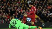 Mohamed Salah đã bắt nhịp trở lại