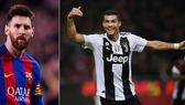 Lionel Messi và Cristiano Ronaldo