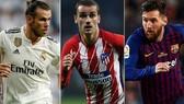Lịch thi đấu vòng 18 La Liga (Cập nhật lúc 18g)