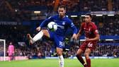 Eden Hazard là thứ vũ khí lợi hại khi Chelsea đương đầu với Liverpool.