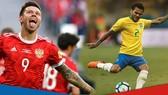 Lịch thi đấu bóng đá giao hữu quốc tế, ngày 26-3 (Mới cập nhật)