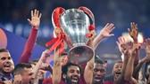 Mo Salah không cóp ter6n tropng đội hình tiêu biểiu Champions League.
