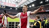 Trung vệ Ajax Matthijs de Ligt