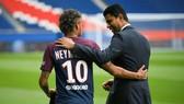 Chủ tịch Nasser Al-Khelaifi đã ngán Neymar!