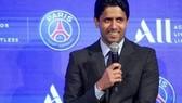 Chủ tịch Nasser Al-Khelaifi  củas PSG