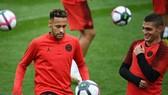 Neymar chăm chỉ tập luyện và đã sẵn sàng vào giải