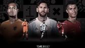 Messi, Ronaldo và Van Dijk tranh giải thưởng The Best 2019 của FIFA