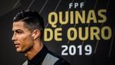Ronaldo ghi kỷ lục 10 lần thắng giải Cầu thủ xuất sắc nhất Bồ Đào Nha