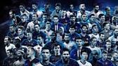 Barca nhiều đại diện hơn Real Madrid, Man City và Liverpool trong đội hình xuất sắc nhất của FIFA