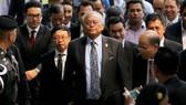Cựu Phó Thủ tướng Thái Lan Suthep Thaugsuban bị cáo buộc tội phản quốc và khủng bố. Ảnh: Thai PBS English News