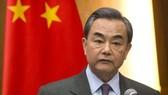 Ngoại trưởng Trung Quốc Vương Nghị