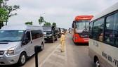 Người dân phản đối thu phí BOT qua trạm Cầu Rác