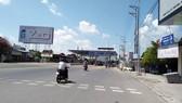 Trạm thu phí T2 đặt ở vị trí khiến nhiều người dân, doanh nghiệp di chuyển từ An Giang qua Quốc lộ 80 về Kiên Giang bức xúc - Ảnh: H.Nguyễn