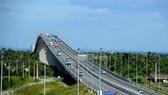 Cầu Long Thành trên đường cao tốc TP.HCM - Long Thành - Dầu Giây - Ảnh: VEC