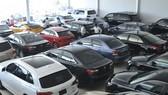 5 tháng chi gần 900 triệu USD nhập xe